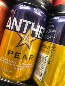 Anthem Pear Cider 12oz Cans 6pk