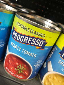 Progresso Hearty Tomato