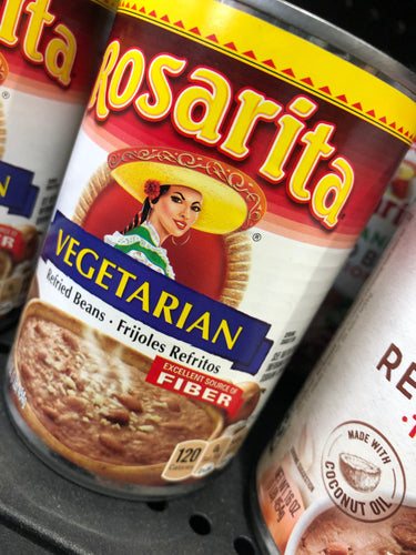 Rosarito Vegetarian Refried Beans