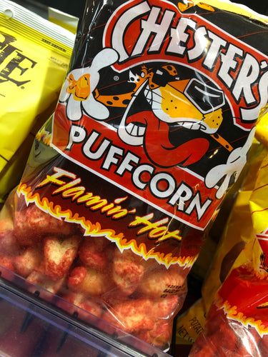 Chester's Puff Corn Flamin' Hot 2 oz