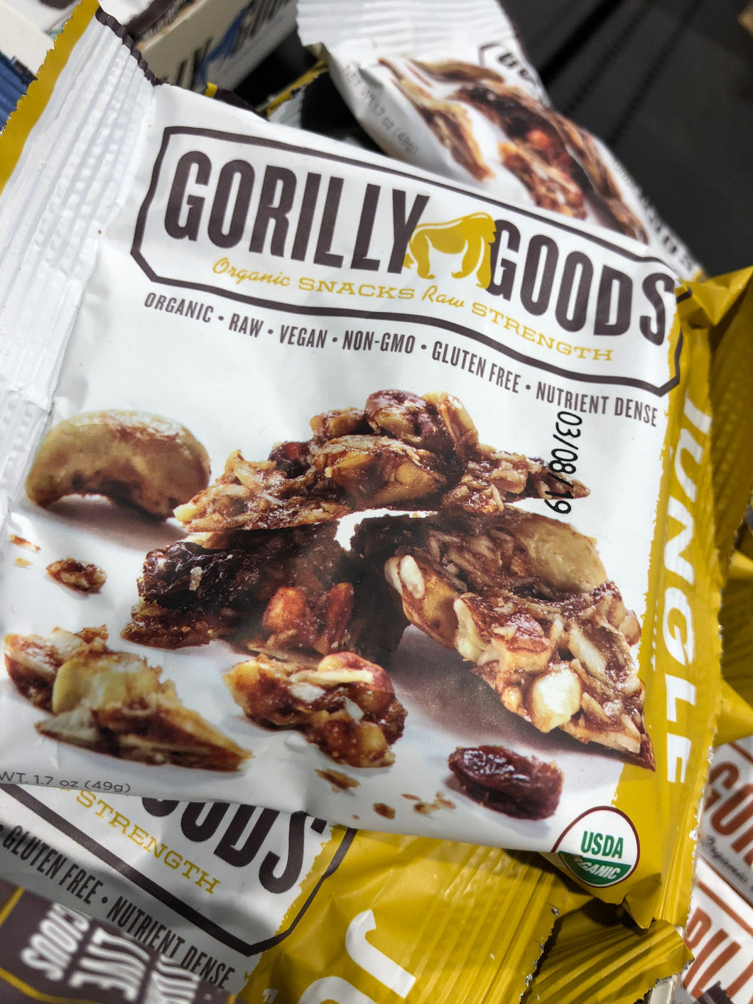 Gorilly Goods Jungle Fruit & Nuts