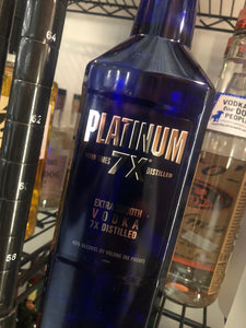Platinum Vodka 750 ml