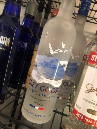 Gray Goose Vodka 750ml