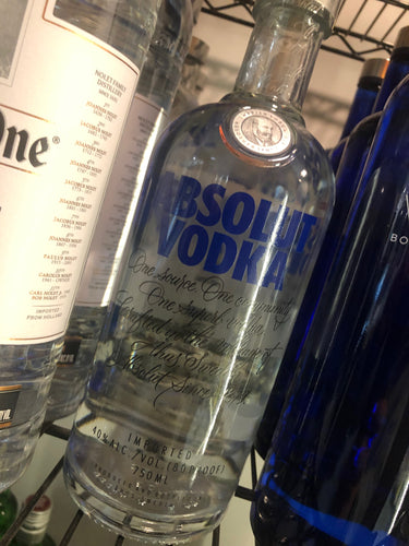 Absolut 375 ml