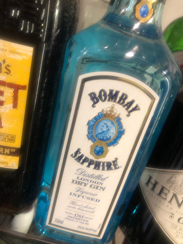 Bombay Saphire 750 ml