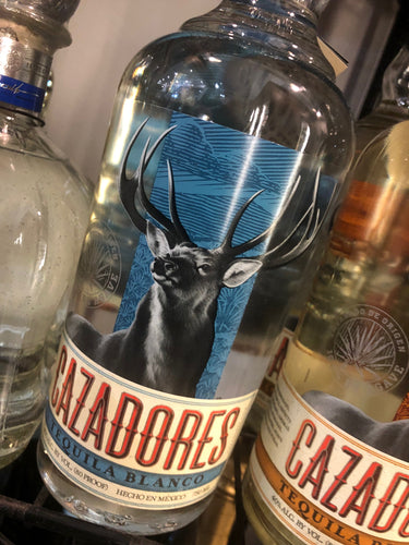 Cazadores Blanco 750 ml