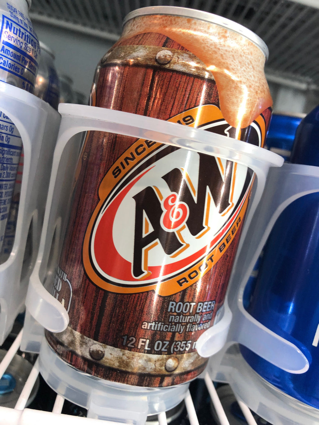 A&W Root Beer 12 oz Can