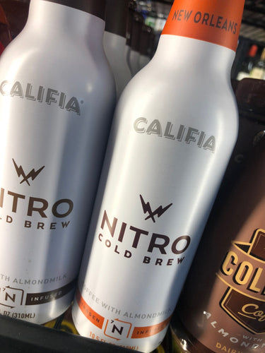 Califia New Orleans Nitro Cold Brew 10.5 oz