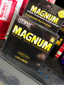 Trojan Magnum Lubricated Condoms (3)