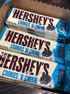 Hershey's Cookie & Cream 1.4 oz