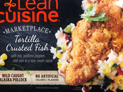 Lean Cuisine Toasted Crust Fish