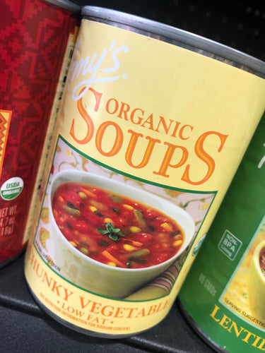 Amy's Organic Soups Chunky Vegetable
