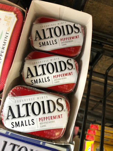 Altoids Smalls Peppermint .37 oz