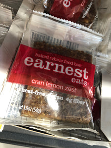 Ernest Eats Cran Lemon Zest  1.9 oz