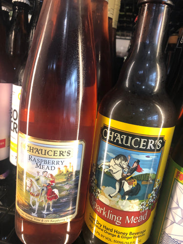 Chaucer's Raspberry Mead 750 ml