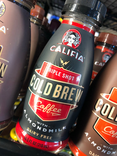 Califia Cold Brew Triple Shot  10.5oz