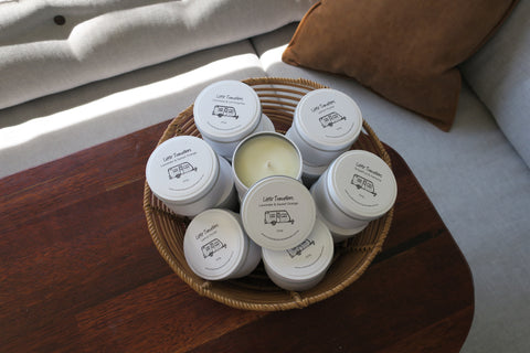 Little Travellers - Eco Soy Candle