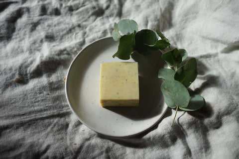 Soap Bar - Lemongrass & Sage