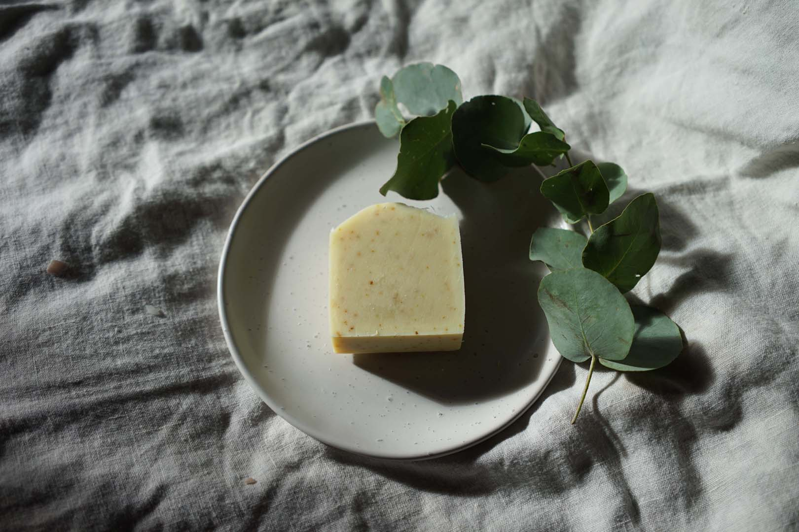 Soap Bar - Patchouli & Lime