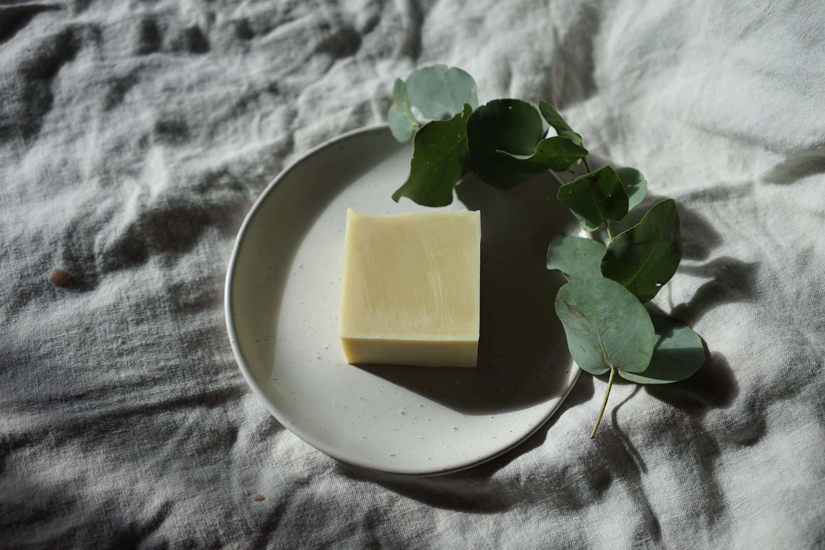 Soap Bar - Unscented Shea Butter