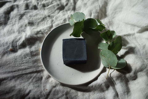 Soap Bar -  Activated Charcoal with Peppermint Facial Bar