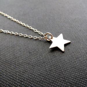 best friends star necklace set of 2 - RayK designs
