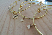 Load image into Gallery viewer, mother two daughter bangle bracelets - RayK designs