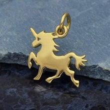 Load image into Gallery viewer, Unicorn necklace - RayK designs