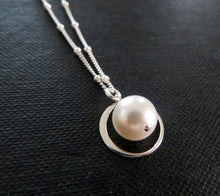 Load image into Gallery viewer, Stepmother eternity pearl necklace - RayK designs