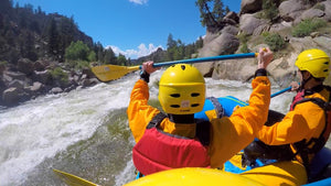 Whitewater Rafting Safety