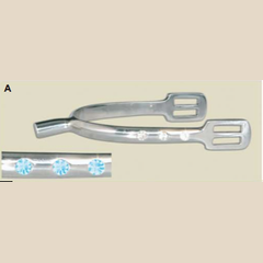 Tattini Crystal Spurs