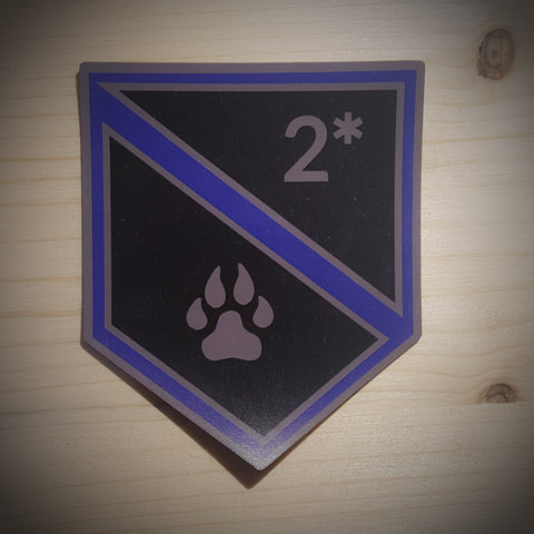 K9 Shield Magnet
