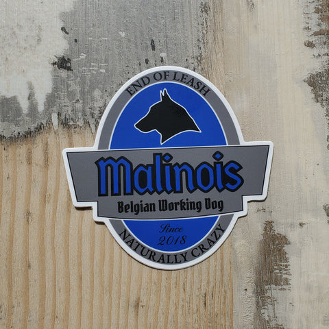 Brew House Malinios Sticker