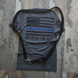 K9 Flag Thin Blue Line
