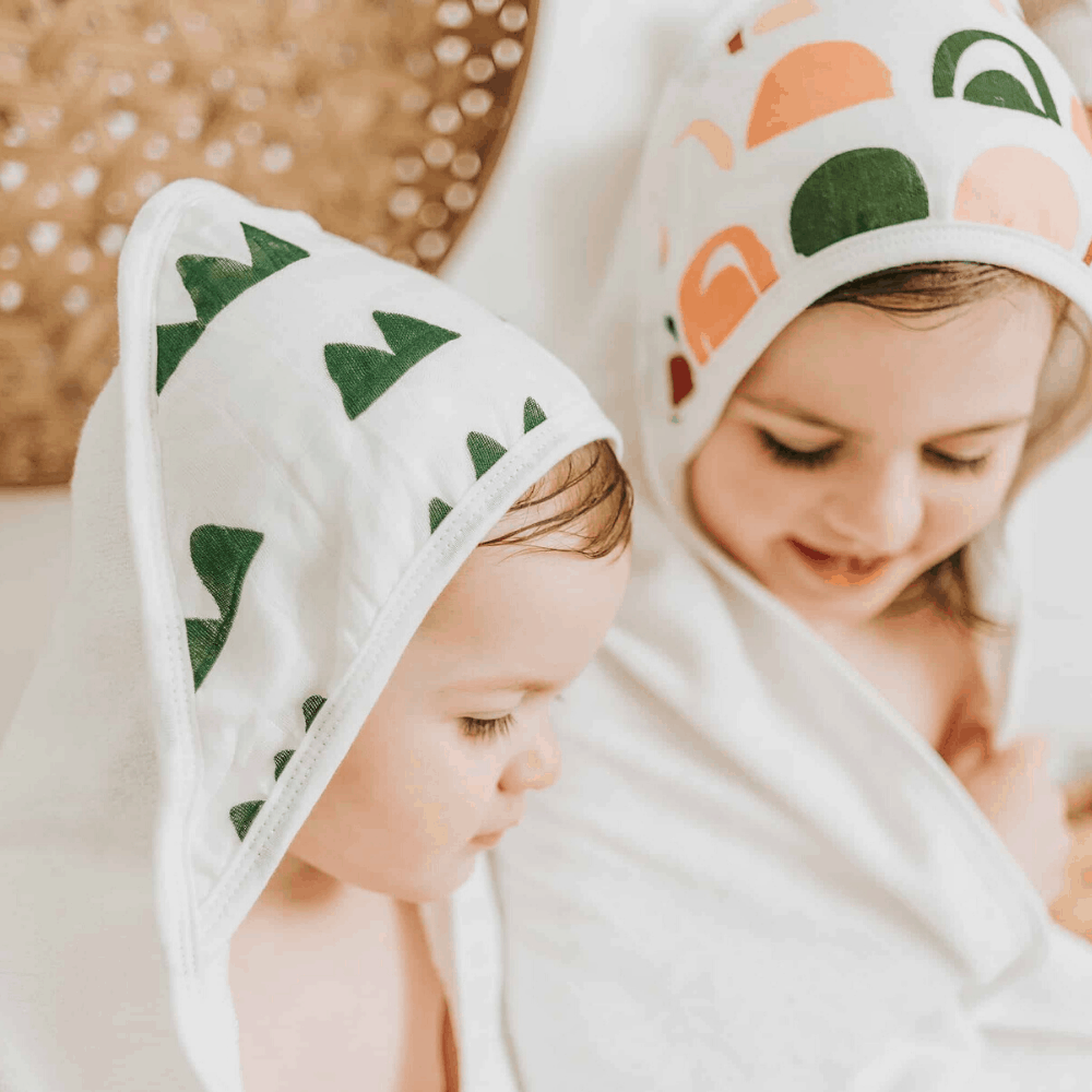 Toddlers Boy//Girl Free Child Shower Shield Newborns Hooded Baby Bath Towel Super Soft Organic Bamboo for Babies