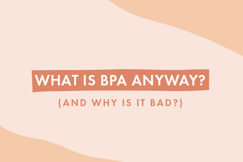 what is BPA and why is it bad?