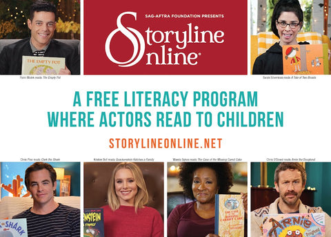 Storyline Online reading resources