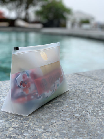 wet bag for pool trips