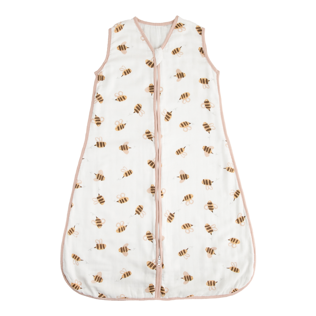 Muslin Sleeping Bag - Bee