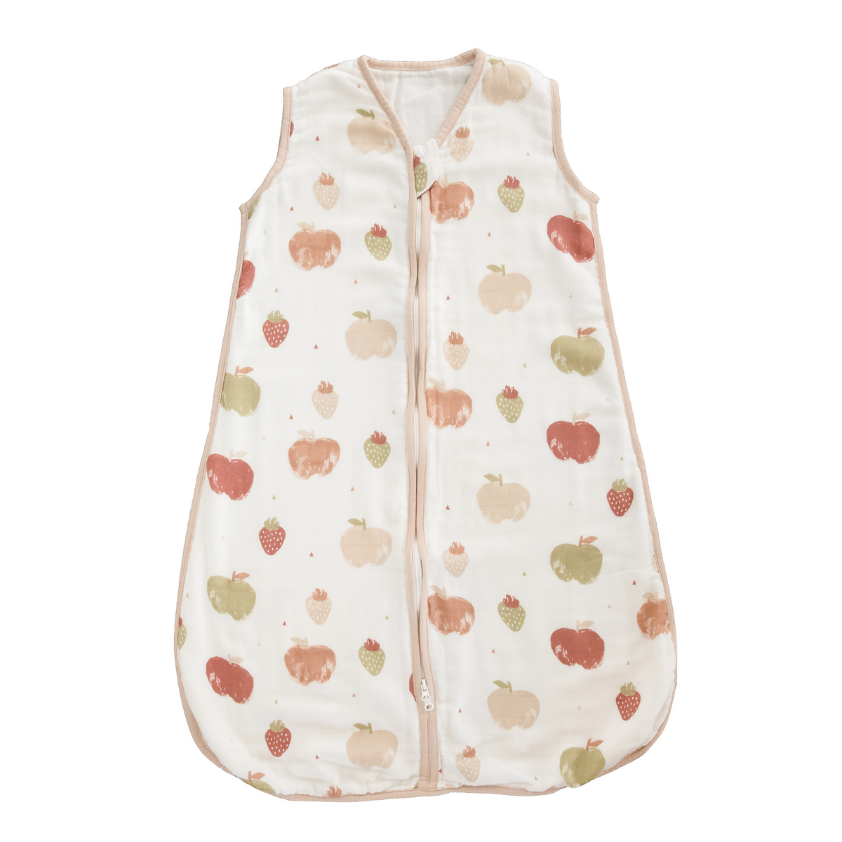 Muslin Sleeping Bag - Fruit