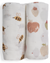 Muslin Swaddle Blankets - Pack of 2 - FW '20