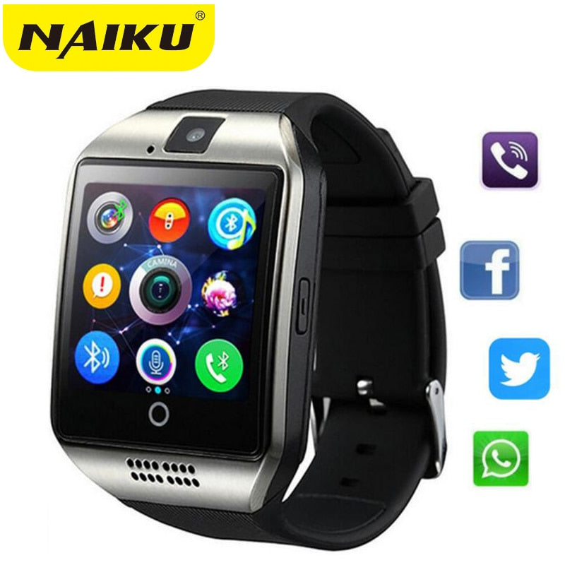 Bluetooth Smart Watch Smartwatch Q18 Android