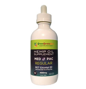 Green Garden Gold - Med Pac