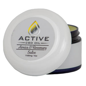 Active CBD oil Super Strength Salve 150mgs - 1100mgs