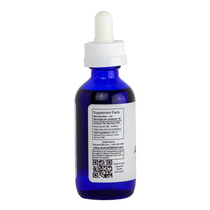 Active CBD oil CBD/MCT Tincture Label