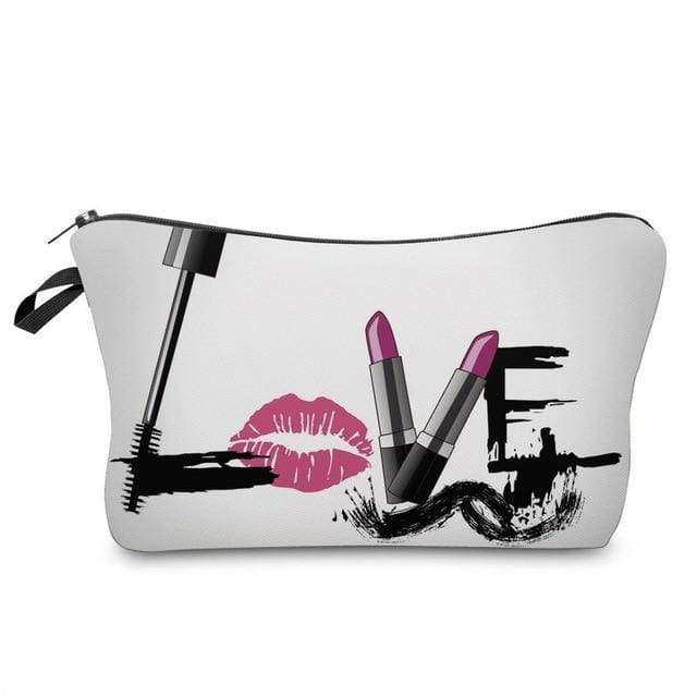 Cosmetic Pouch - Mix Series-2