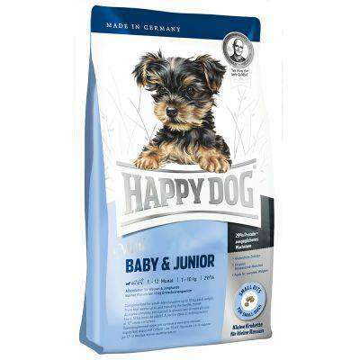 HAPPY DOG Supreme Mini Baby& Junior