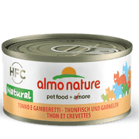 ALMO NATURE HFC Natural tuna in rakci 70 g