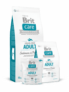 BRIT CARE ADULT GRAIN FREE- losos & krompir