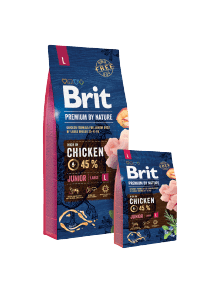 BRIT PREMIUM BY NATURE JUNIOR L